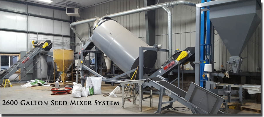 Custom Industrial Mixers, Blenders, Agitators For Sale